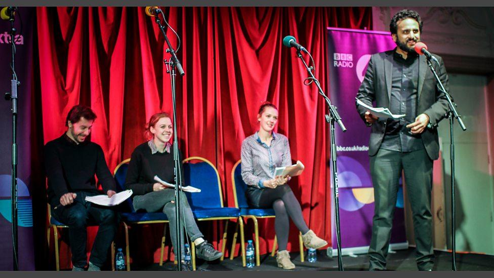 BBC Studios - Scripted - Comedy - Newsjack