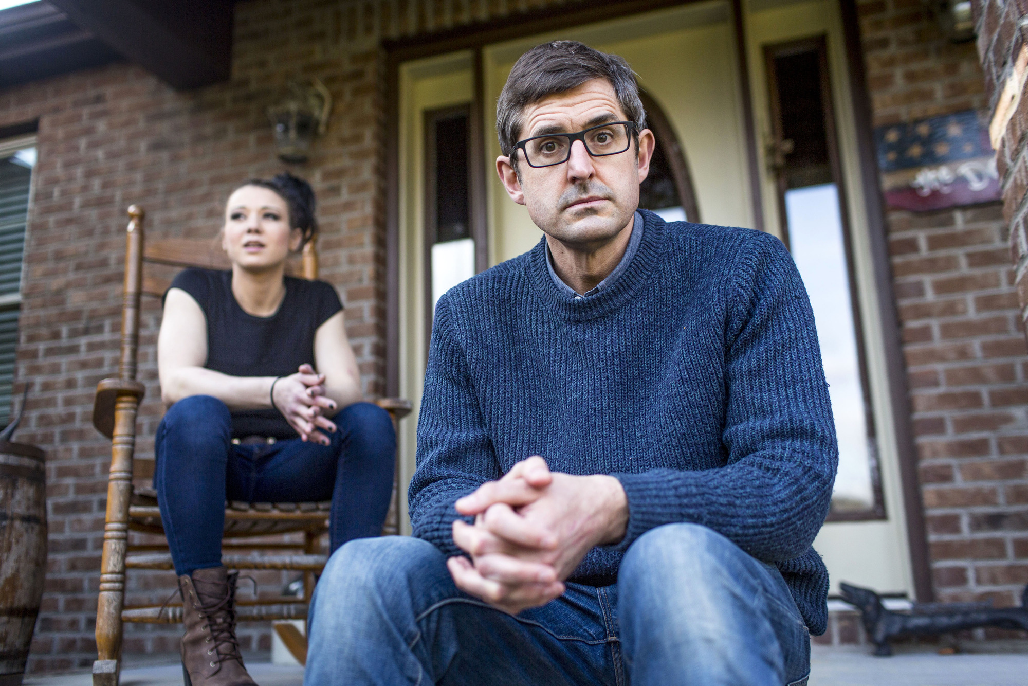 Louis Theroux: Dark States – Heroin Town